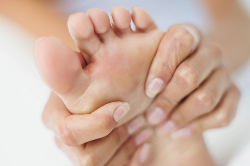 The At-Home Test to Find Out Your Foot Type