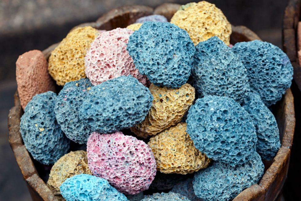 13 New Ways to Use a Pumice Stone