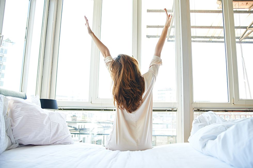 3 Simple Things to Do Within 3 Minutes of Waking Up in the Morning