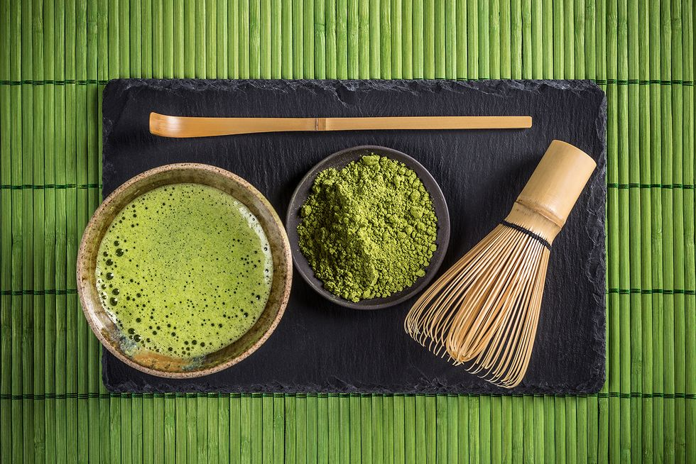 Top 5 Health Benefits of Matcha