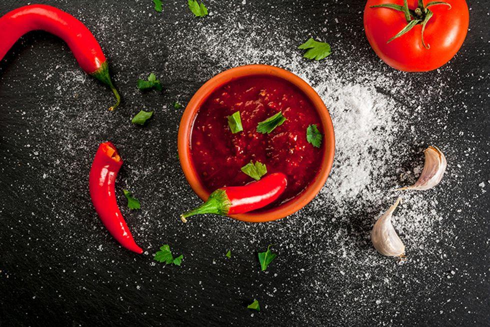 dr oz burning chili