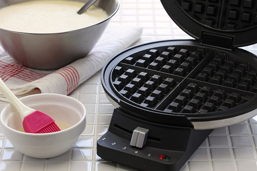 5 Creative Ways to Use Your Waffle Iron