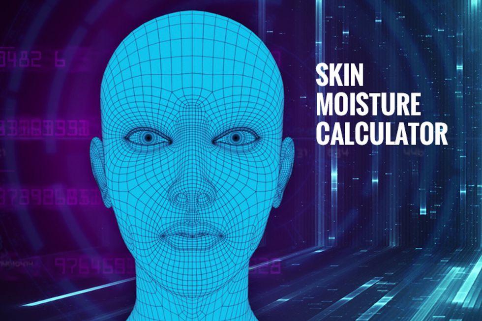 Dr. Oz's Skin Moisture Calculator