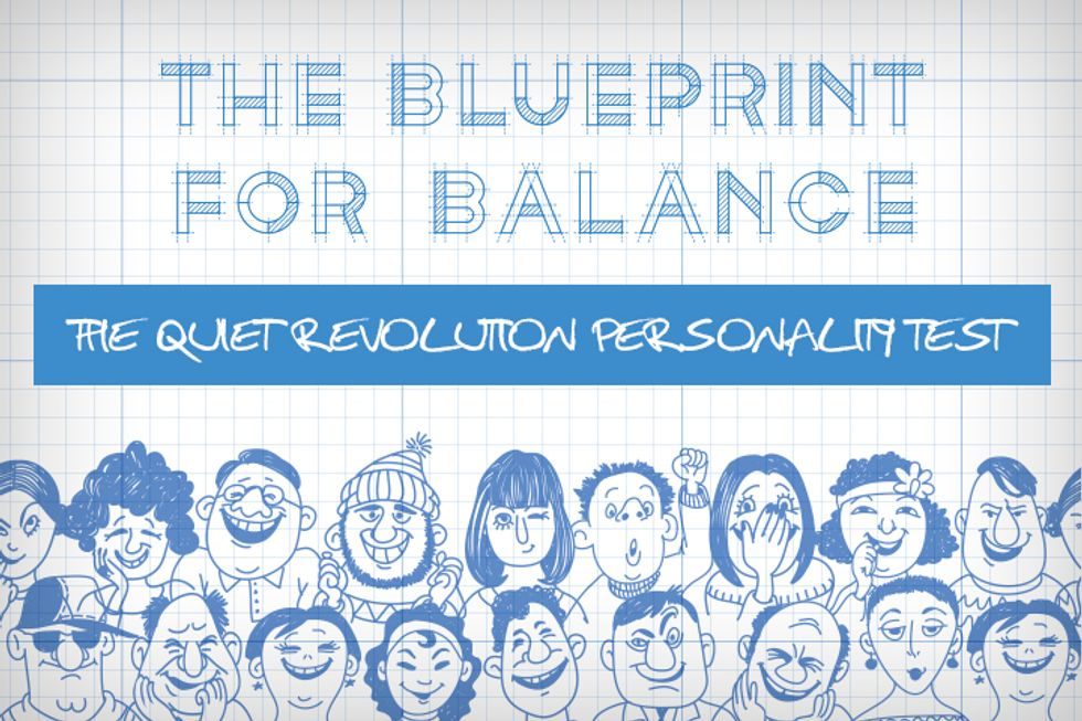 The Quiet Revolution Personality Test