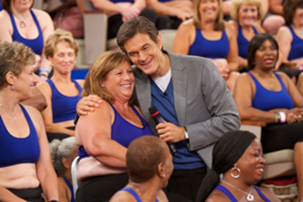 """The Emmy® Award-Winning """"The Dr. Oz Show"""" Launches Third Season Monday, September 12"""
