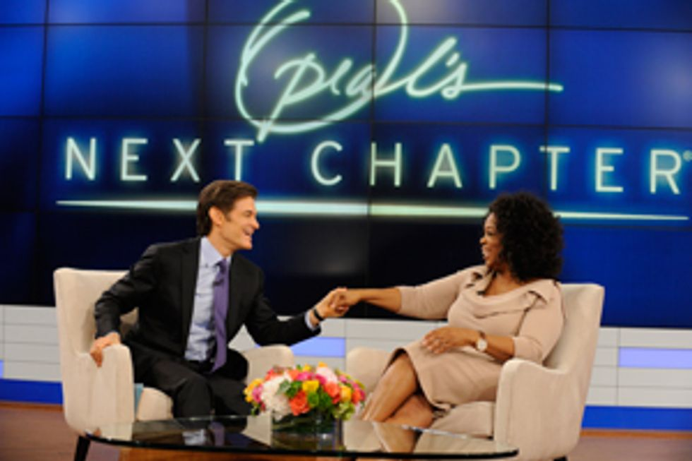 """The Emmy® Award-Winning """"The Dr. Oz Show"""" To Feature Icon Of Daytime Talk Oprah Winfrey In An Exclusive Interview About Transformation, Life After """"The Oprah Winfrey Show"""", Her New Series """"Oprah's Next Chapter"""" And What's New On OWN"""