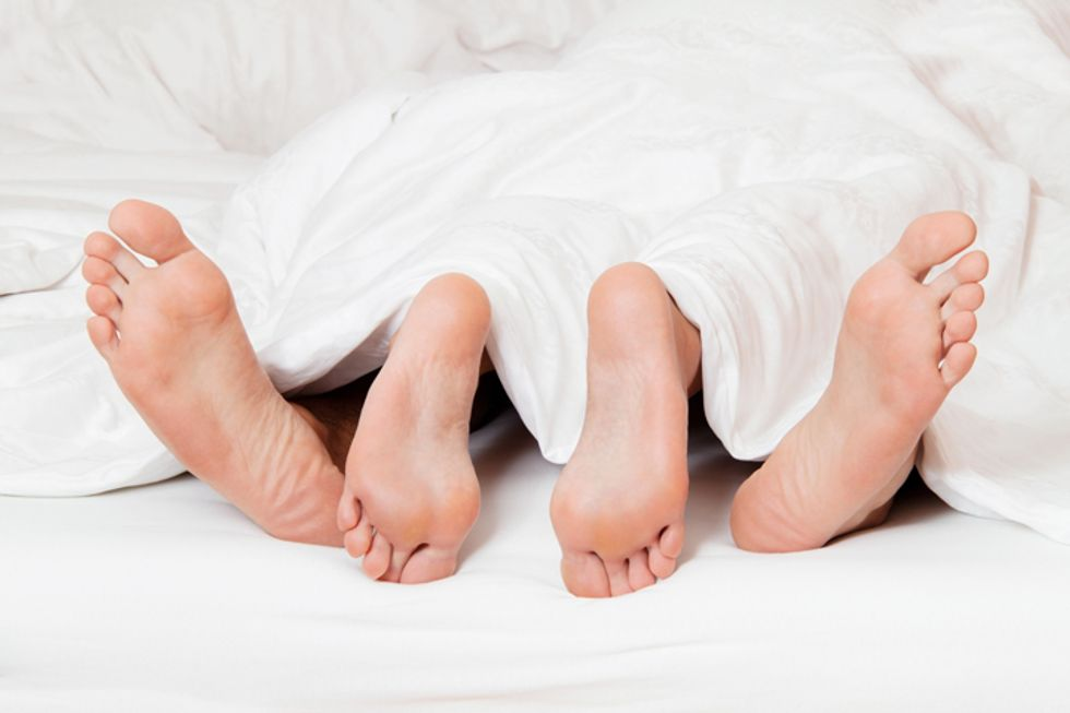 How Often Should You Be Having Sex?