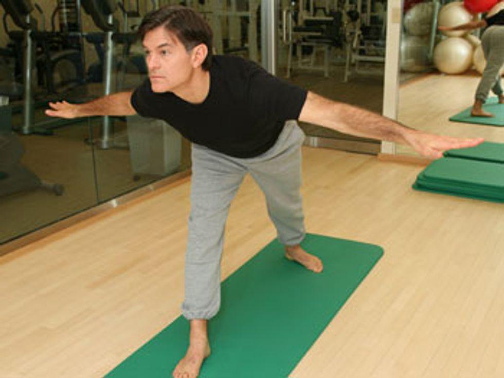 Dr. Oz's Beginners Yoga