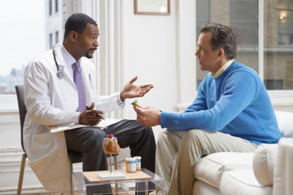 Shocking Diseases Men Get