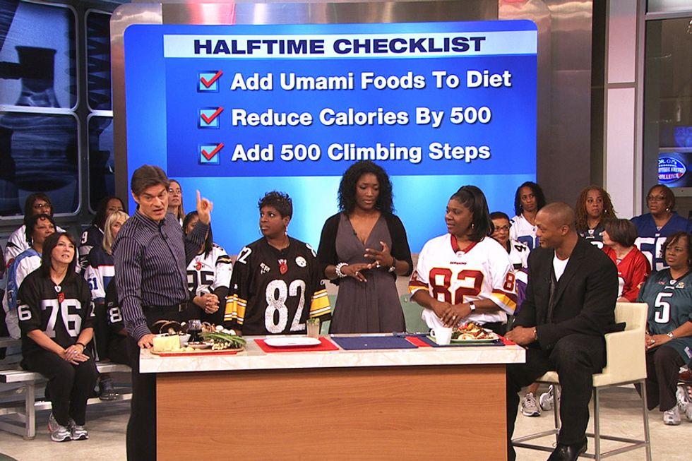 The Ultimate Health Challenge Half-Time Checklist