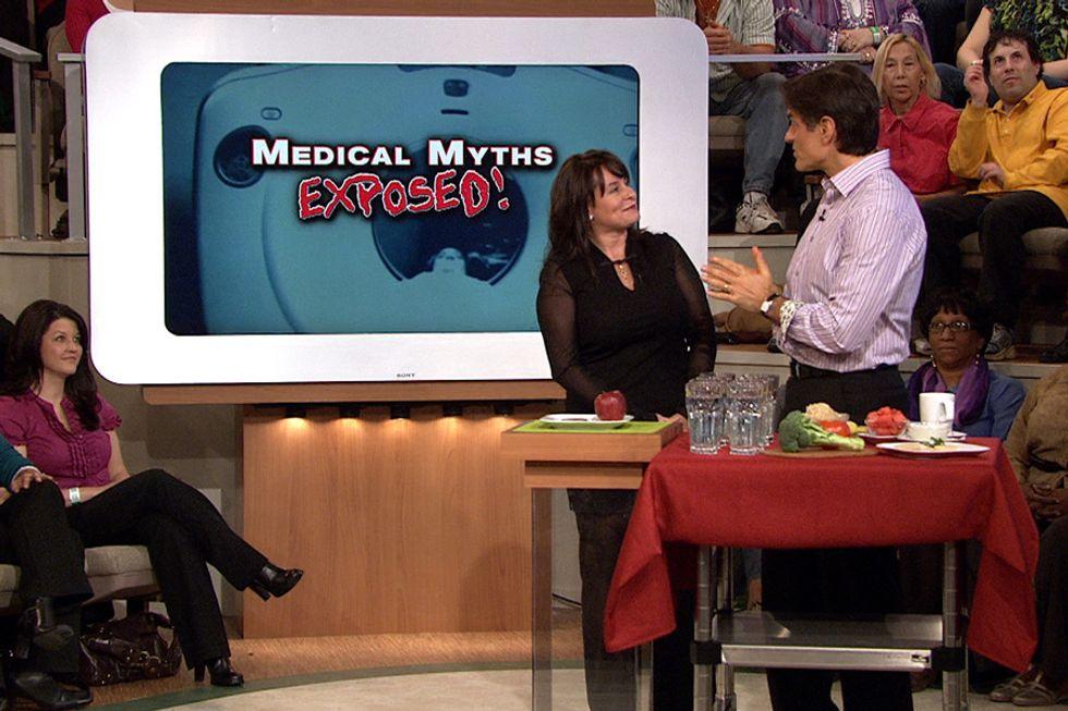 Six Common Medical Myths
