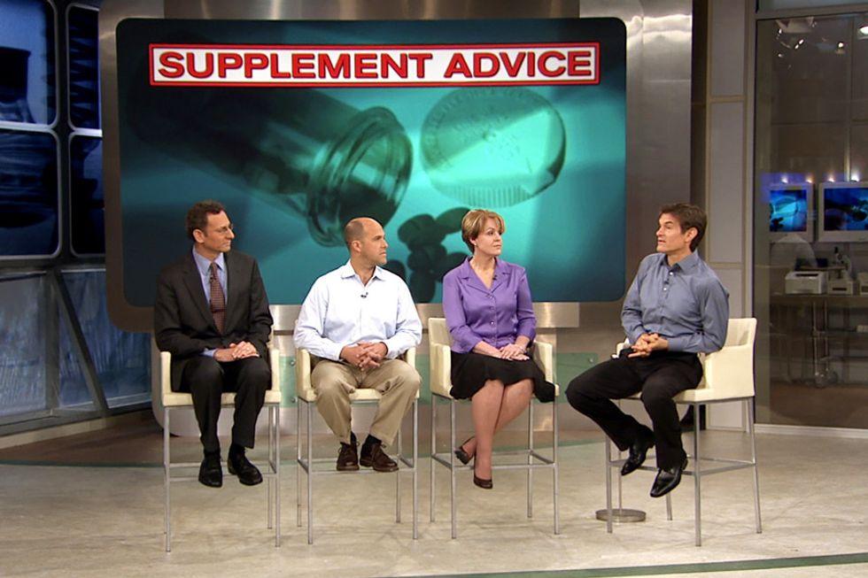 The Hidden Dangers of Dietary Supplements