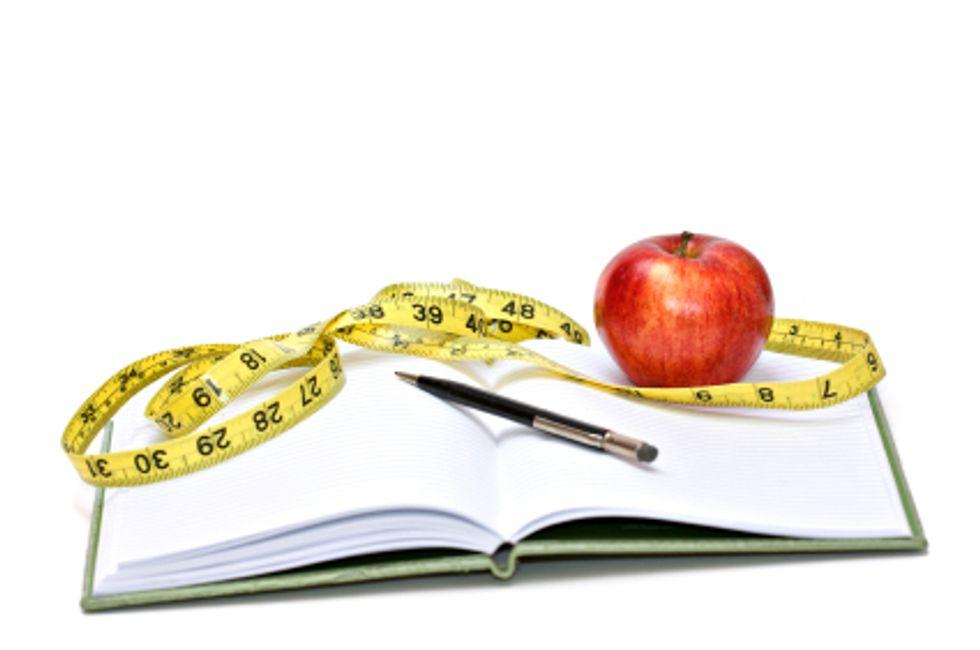 Dr. Oz's Heart Smart Food Log