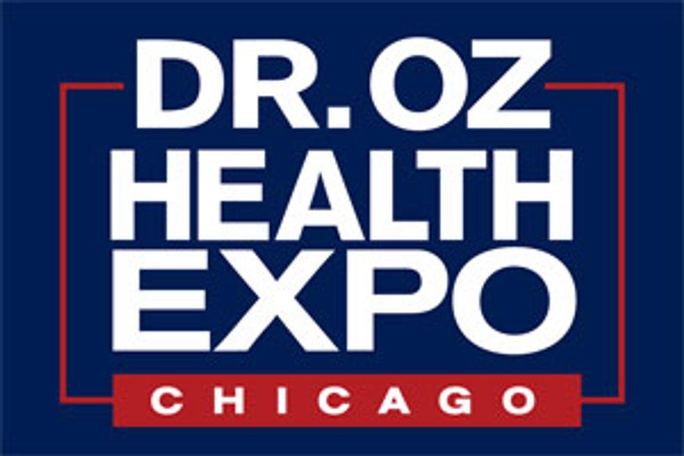 Dr. Oz's Health Expo: Chicago, November 6