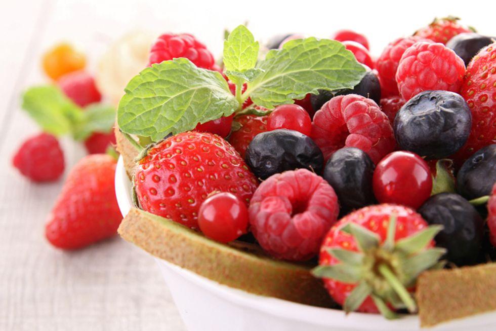 Debbie Matenopoulos' Savory Summer Fruit Salad