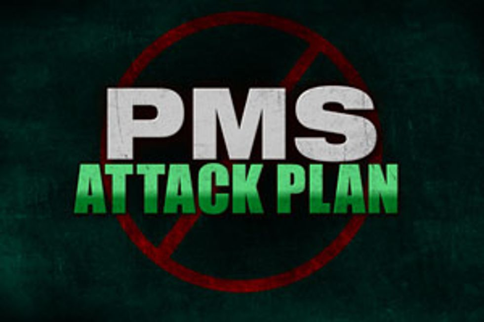 PMS Attack Plan