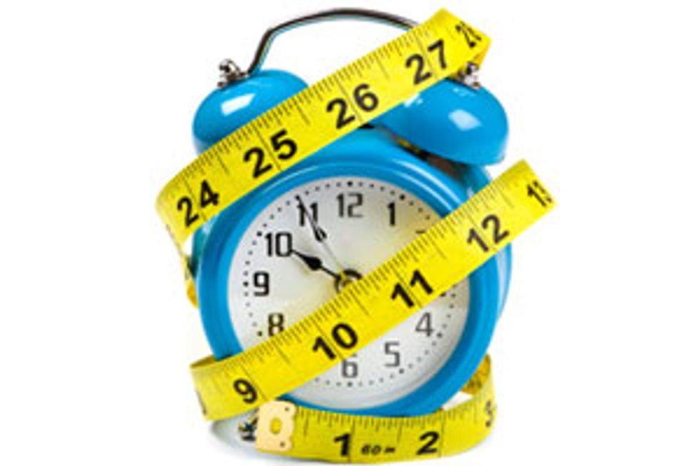 The Best Time of Day to Lose Weight Timetable