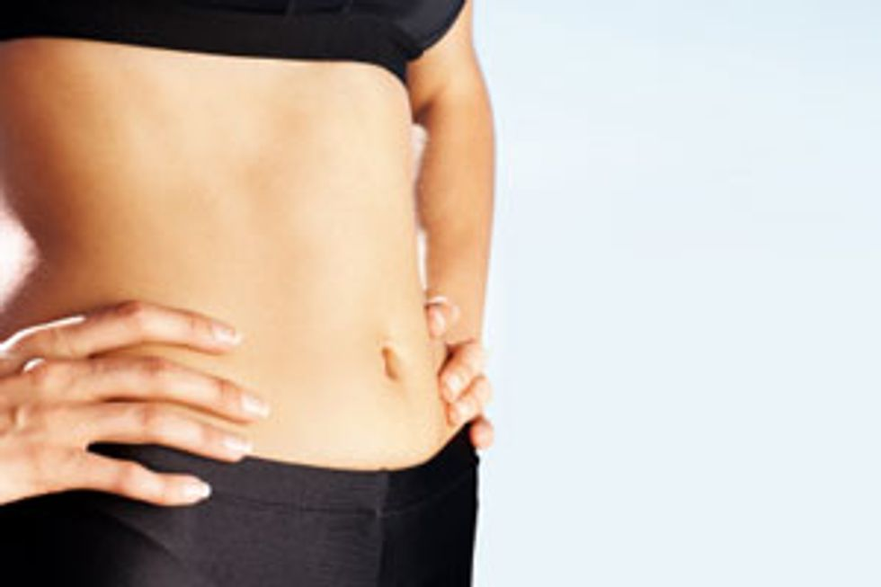 Uncovering Your Hidden Abs