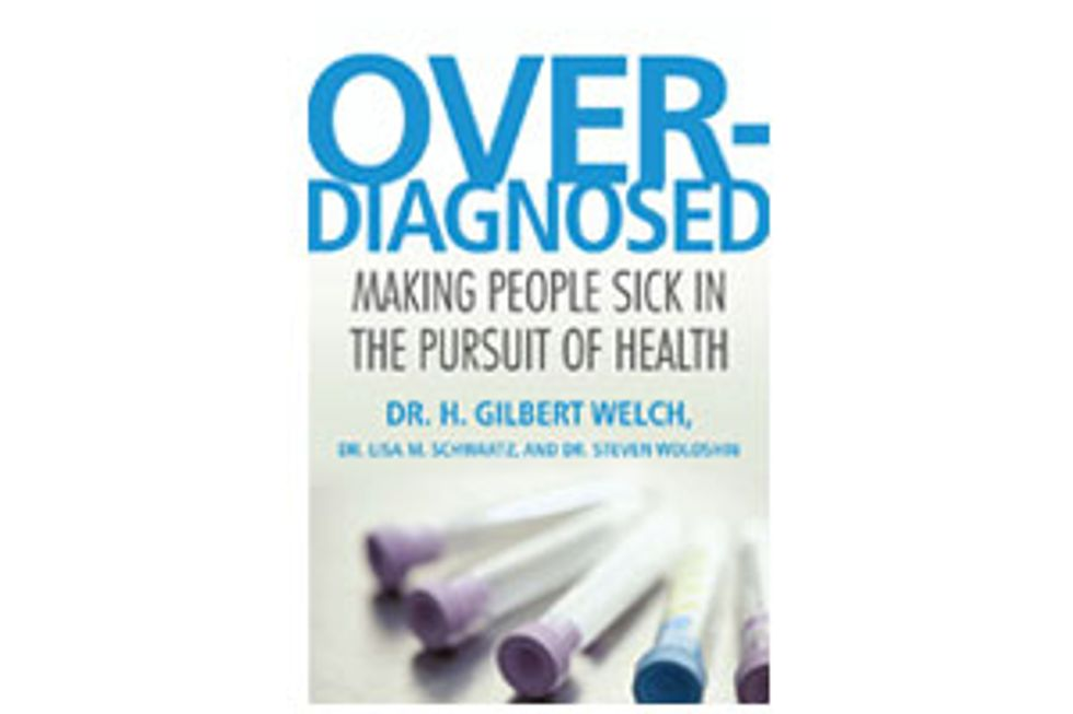 Book Excerpt: Overdiagnosed