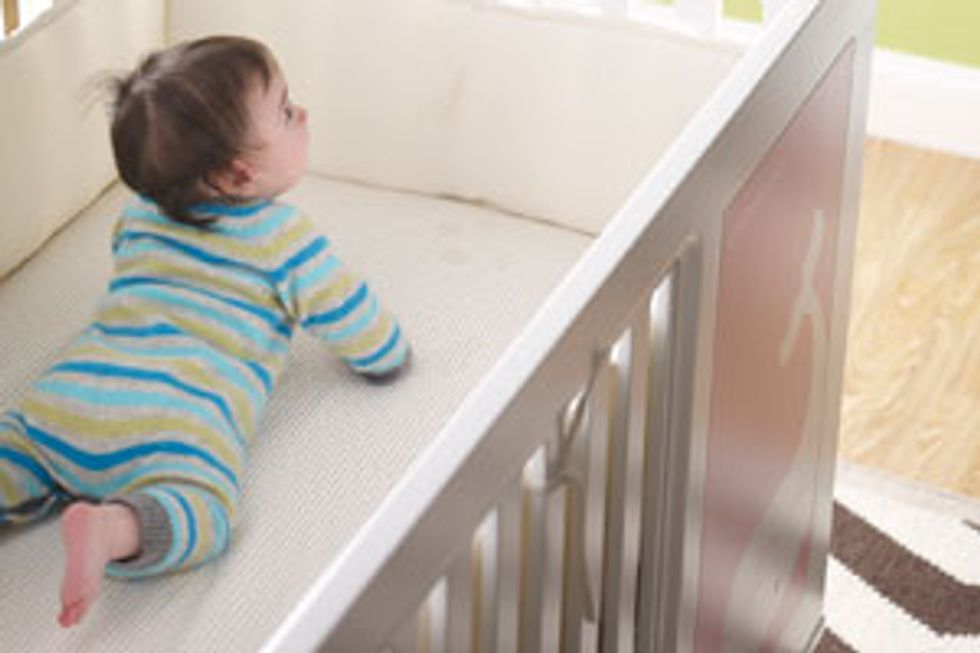 How to Buy: A Crib