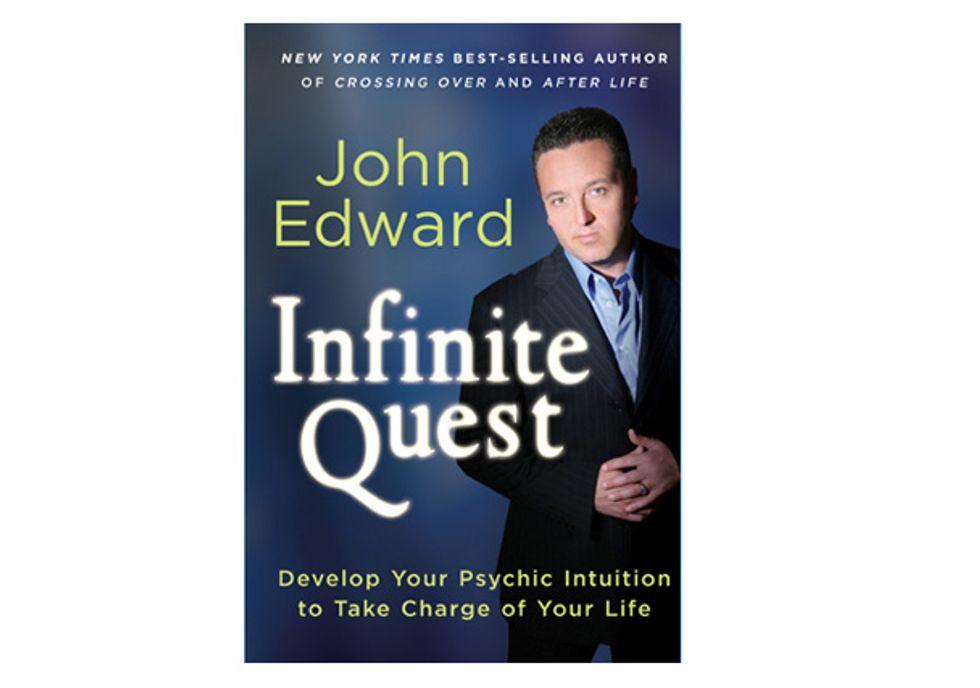 Book Excerpt: Infinite Quest