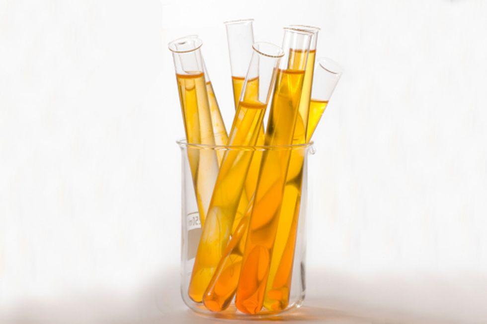 Test Results of Gerber Apple Juice