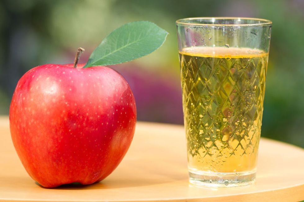 Safe Apple Juice: What You Need to Know