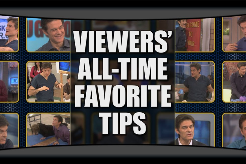 Viewers' All-Time Favorite Tips
