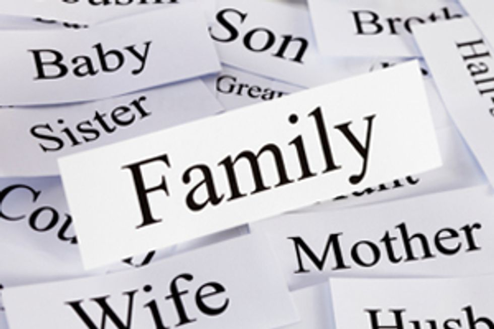 Family Health History Worksheet
