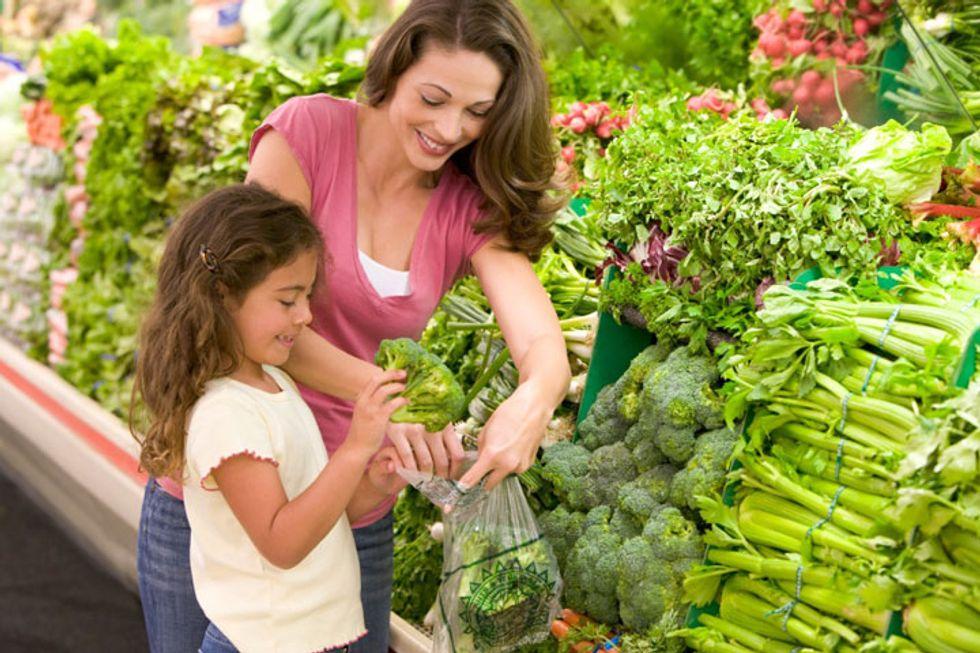 Dr. Oz's Supermarket Survival Guide