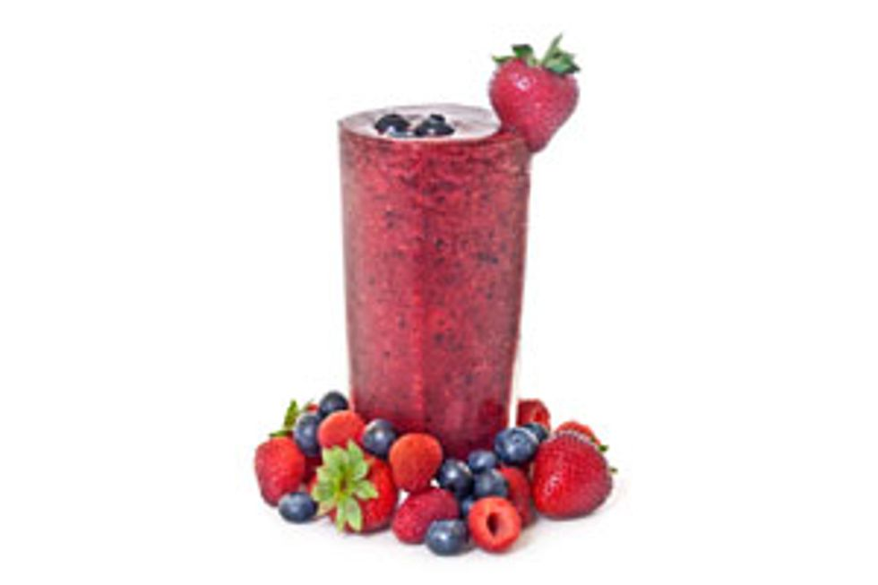 The 24-Hour Antioxidant Diet