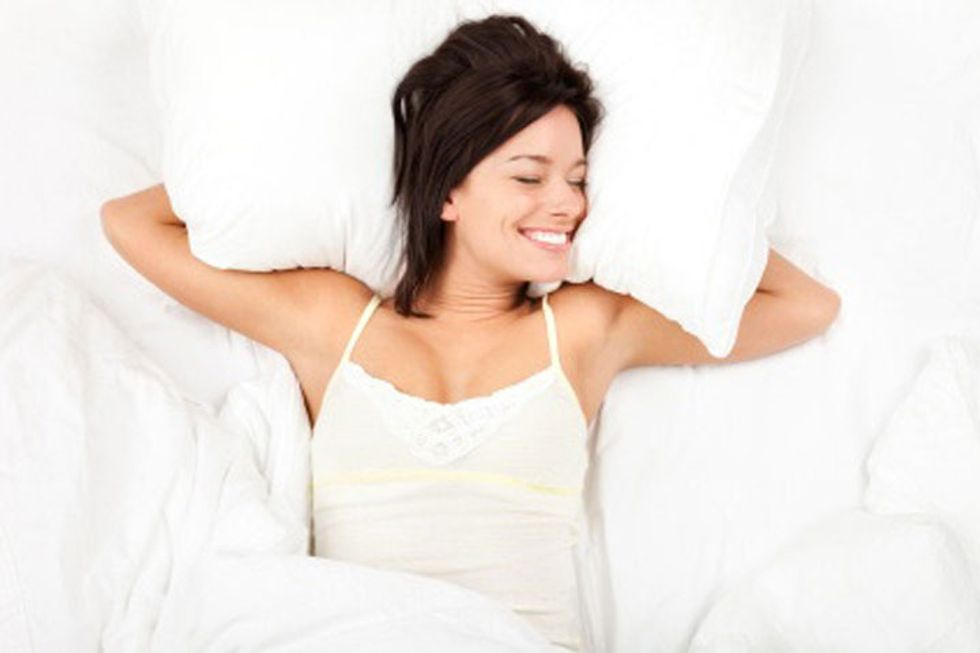 The Lazy Girl's 4-Step Guide to Getting Healthy