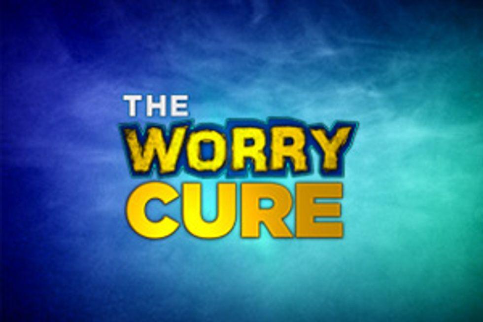 Dr. Oz's Worry Cure & Diet Plan