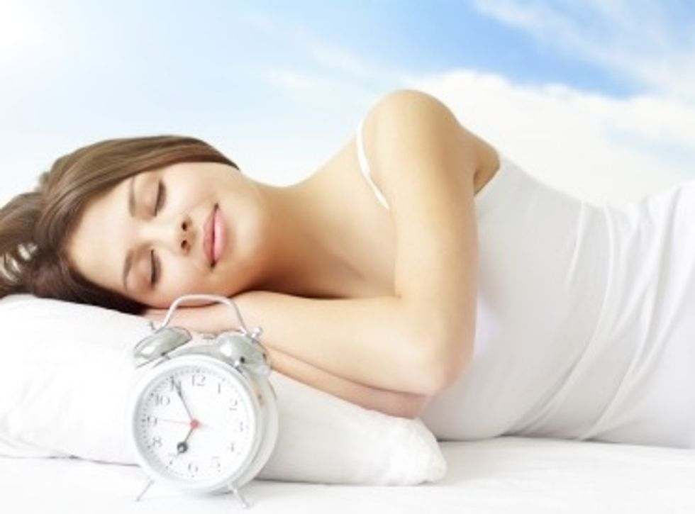 The 1-Hour Sleep Countdown