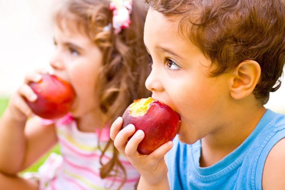 10 Easy Ways to Improve Your Child's Diet