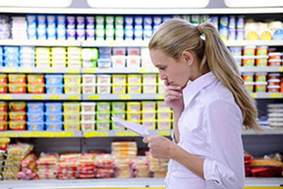 Chris Powell's Diet Plan Grocery List