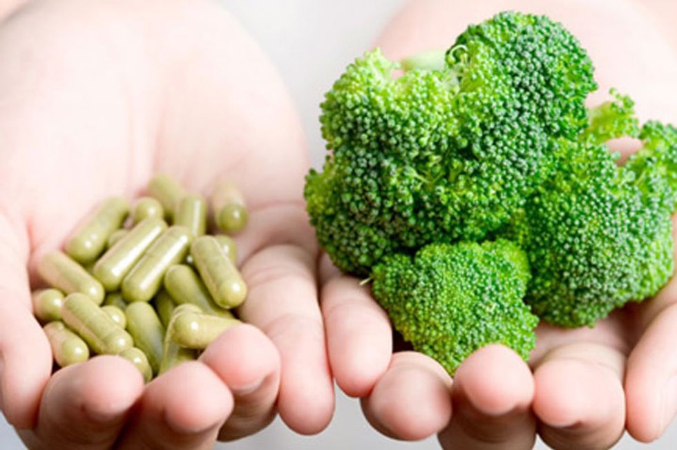The Truth About Antioxidants: Produce vs. Pills