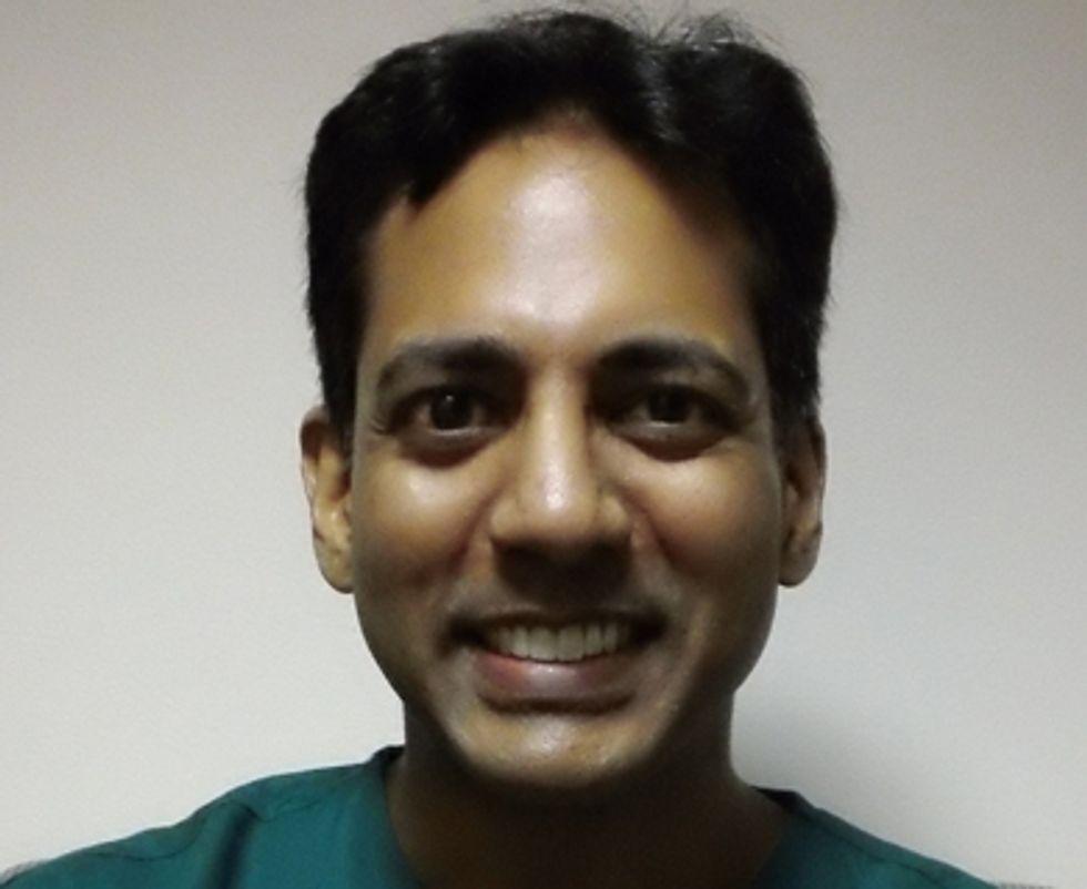 Krishna Sai Perumareddi, MD