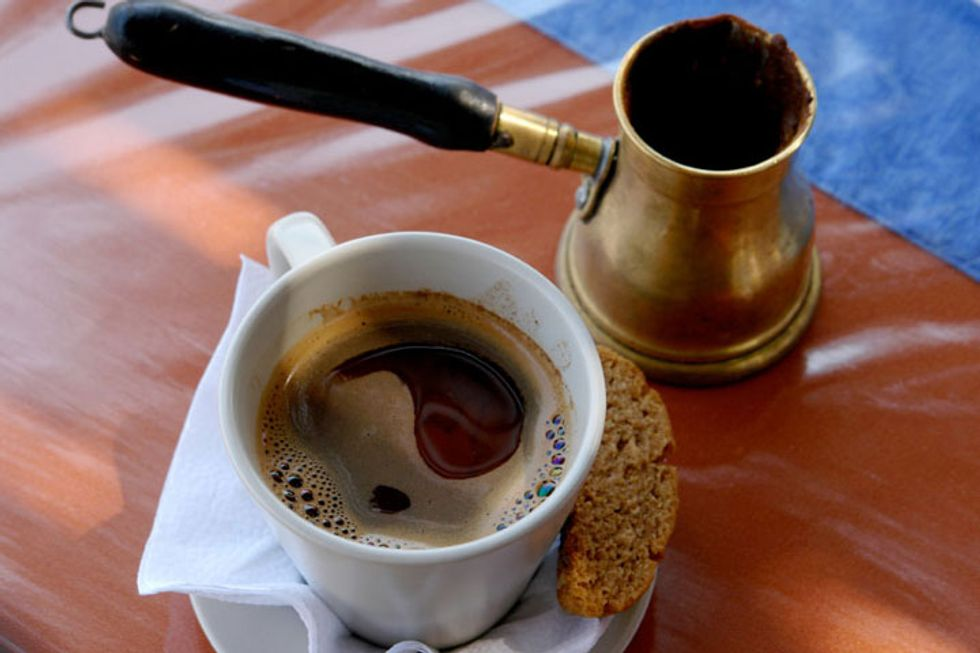 Heart-Protecting Superpowers of Greek Coffee