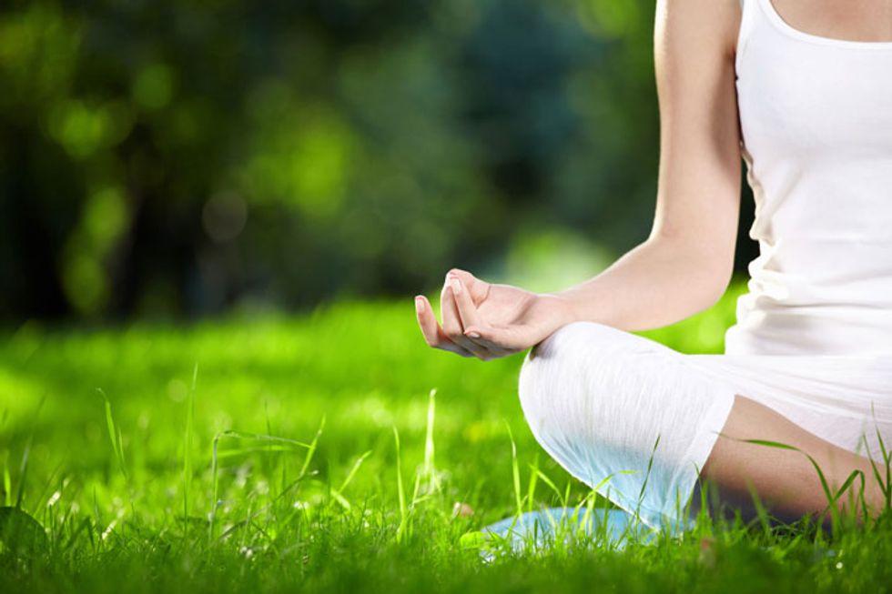Deepak Chopra's Meditation Cleanse: Detox from Stress in 21 Days