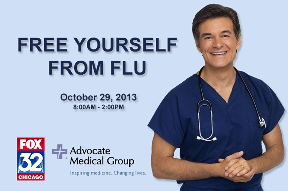 """The """"Free Yourself from the Flu"""" Clinic"""