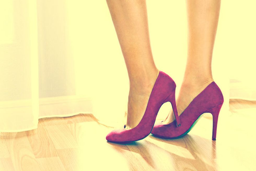 5 Things You Didn't Know About High Heels