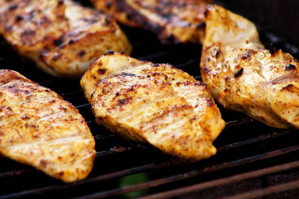 Healthy Grilling Guidelines