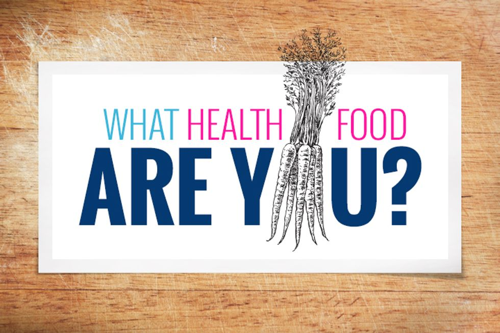 What Health Food Are You?