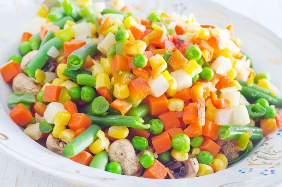 Healthy Frozen Food Guidelines