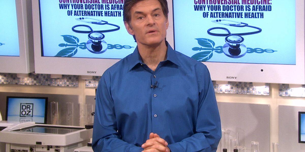 dr. oz paraziták mutatják)