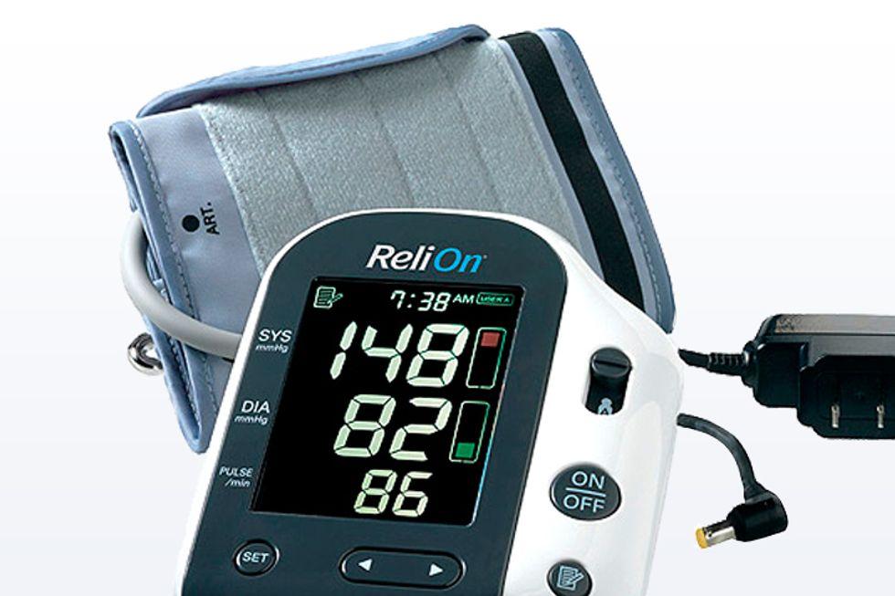 Blood Pressure Monitor Giveaway