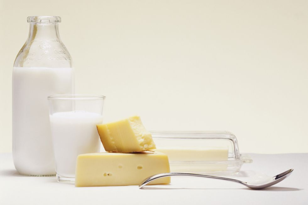 The Dairy Sensitivity Plan
