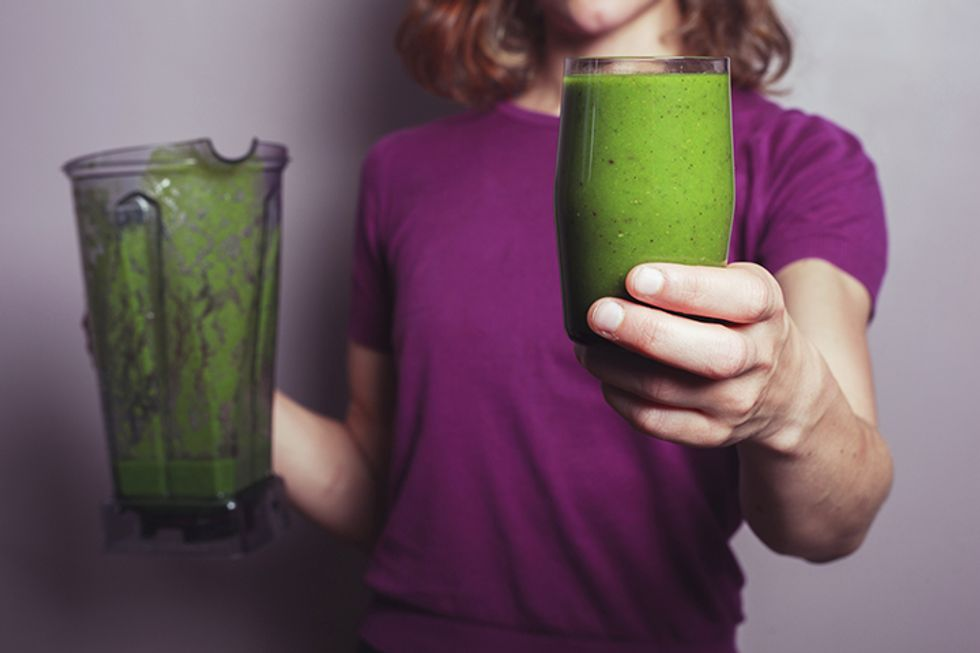 The Benefits of Drinking Your Meal to Lose Weight
