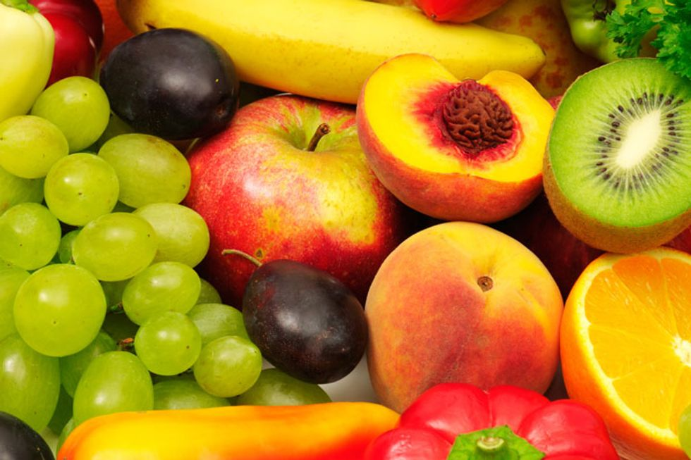 The Fruitarian Diet